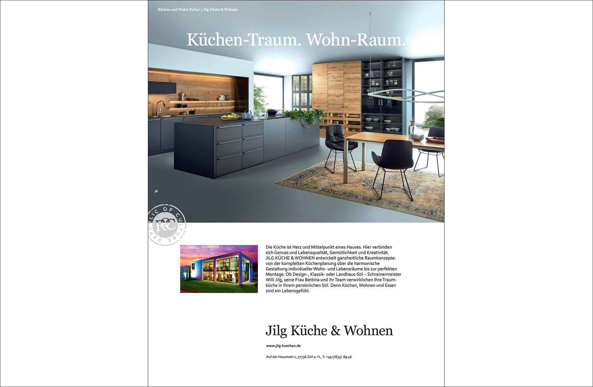 Jilg Küche & Wohnen - Gutmacher - Lust auf Gut